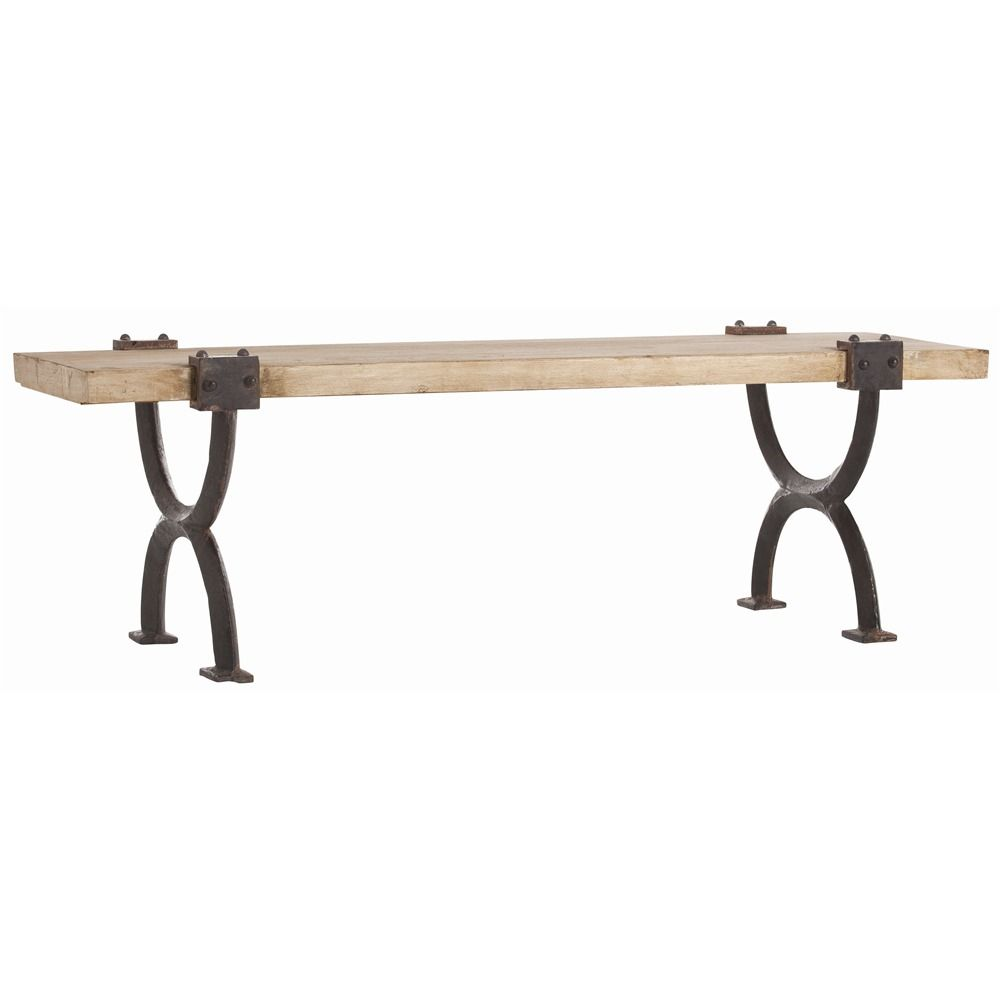 Arteriors   Atlas Bench/Cocktail Table $1125