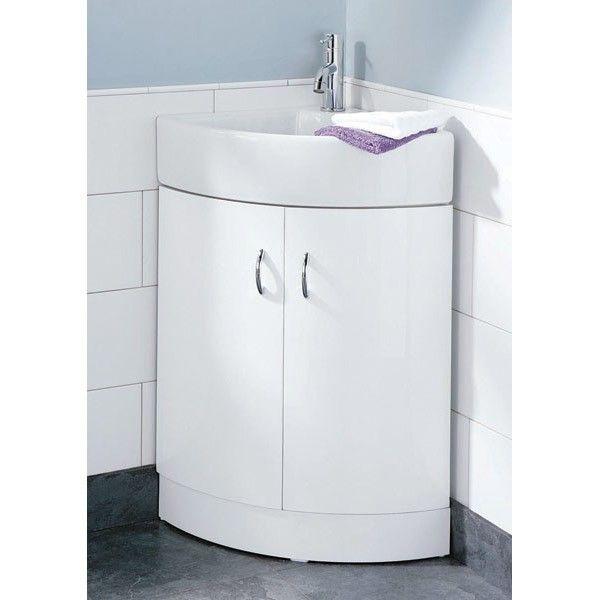 Bathroom Sinks Corner Units (With images) | Corner ...