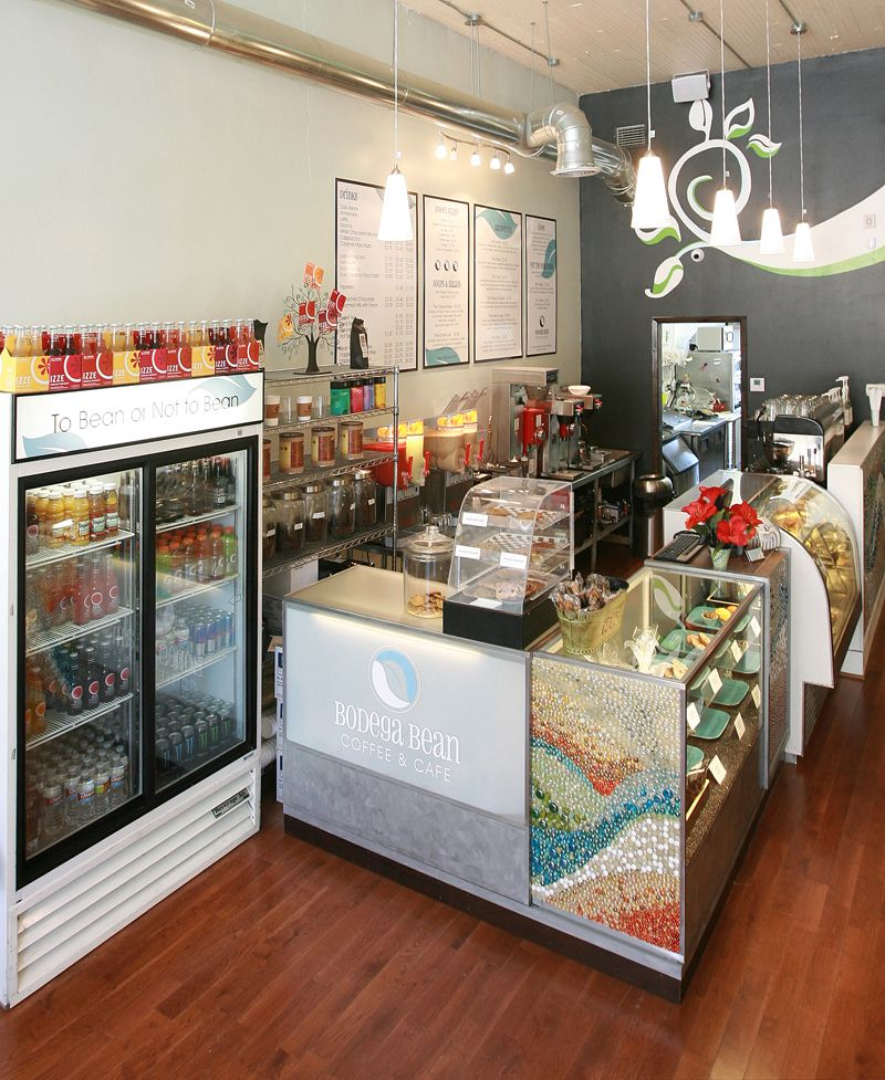 My other sister's coffee shop in Belton Texas, Bodega Bean