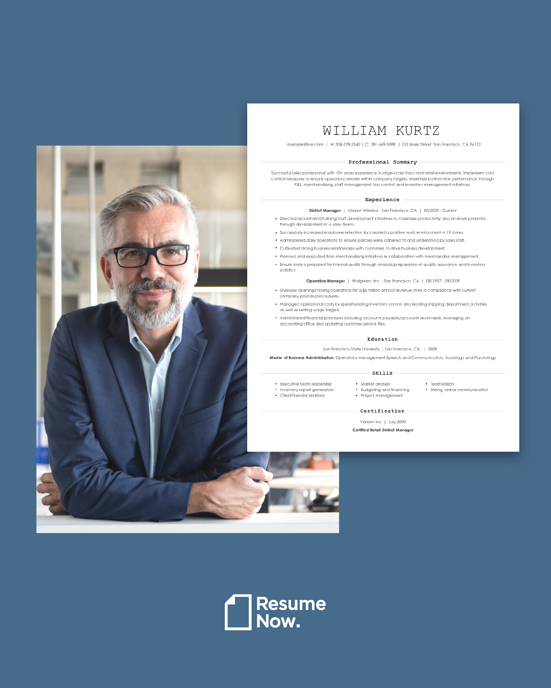 Build your resume with Resumenow! in 2020 Resume