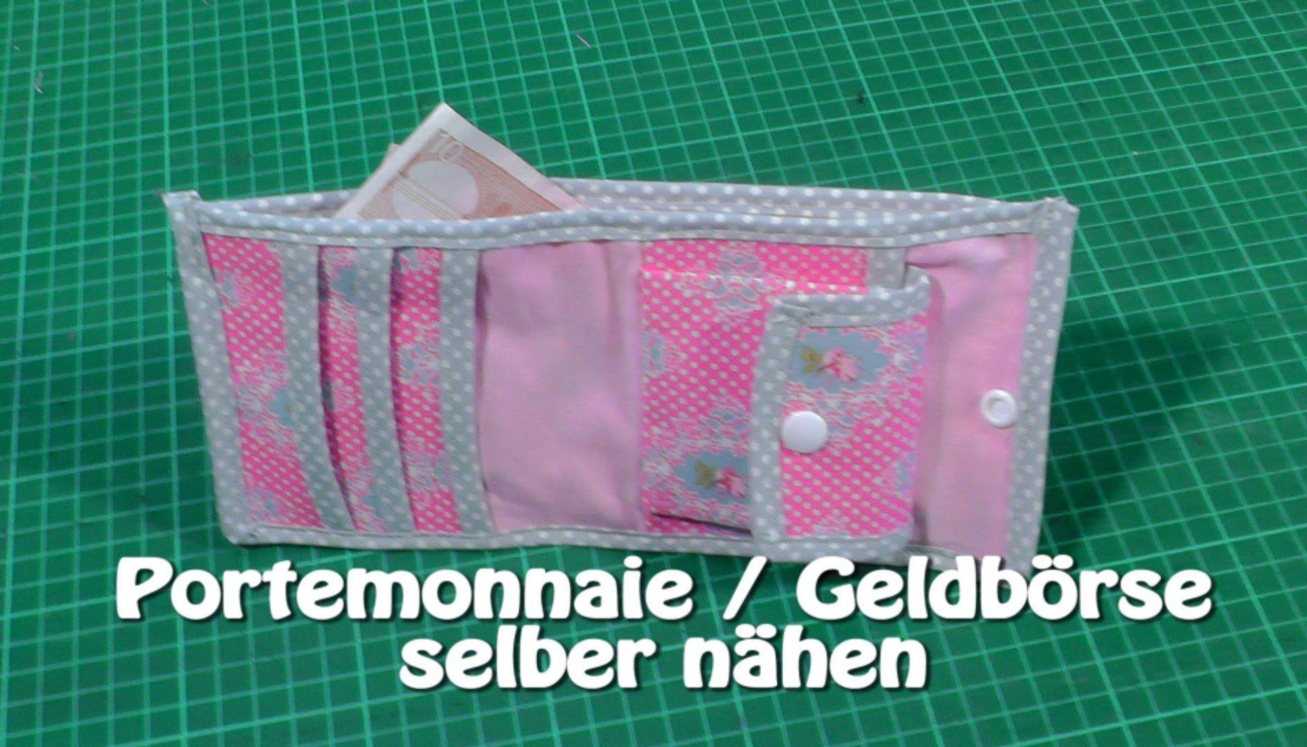 Charmant Portemonnaie Nähmustern Bilder - Strickmuster-Ideen ...