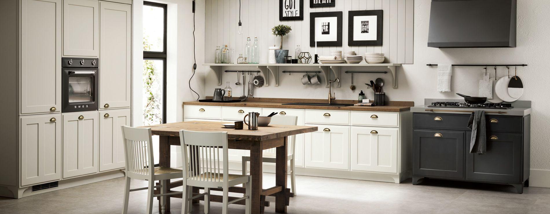 Cucine Easy - Cucina Scavolini per giovani coppie e piccoli ...
