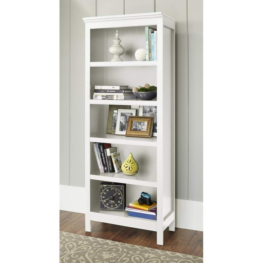 Great Threshold Carson 5 Shelf Bookcase White 72 For 25 Wide Liatorp Gray Avdala Astonishing 28 Inch With Additional Pre