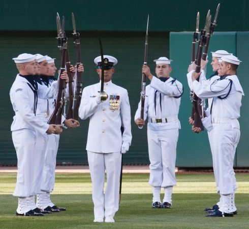 Washington Nationals Welcome Sailors With Us Navy Day Events Navy Day Washington Nationals Navy