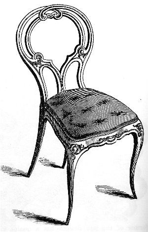 Cool Chair Sketch