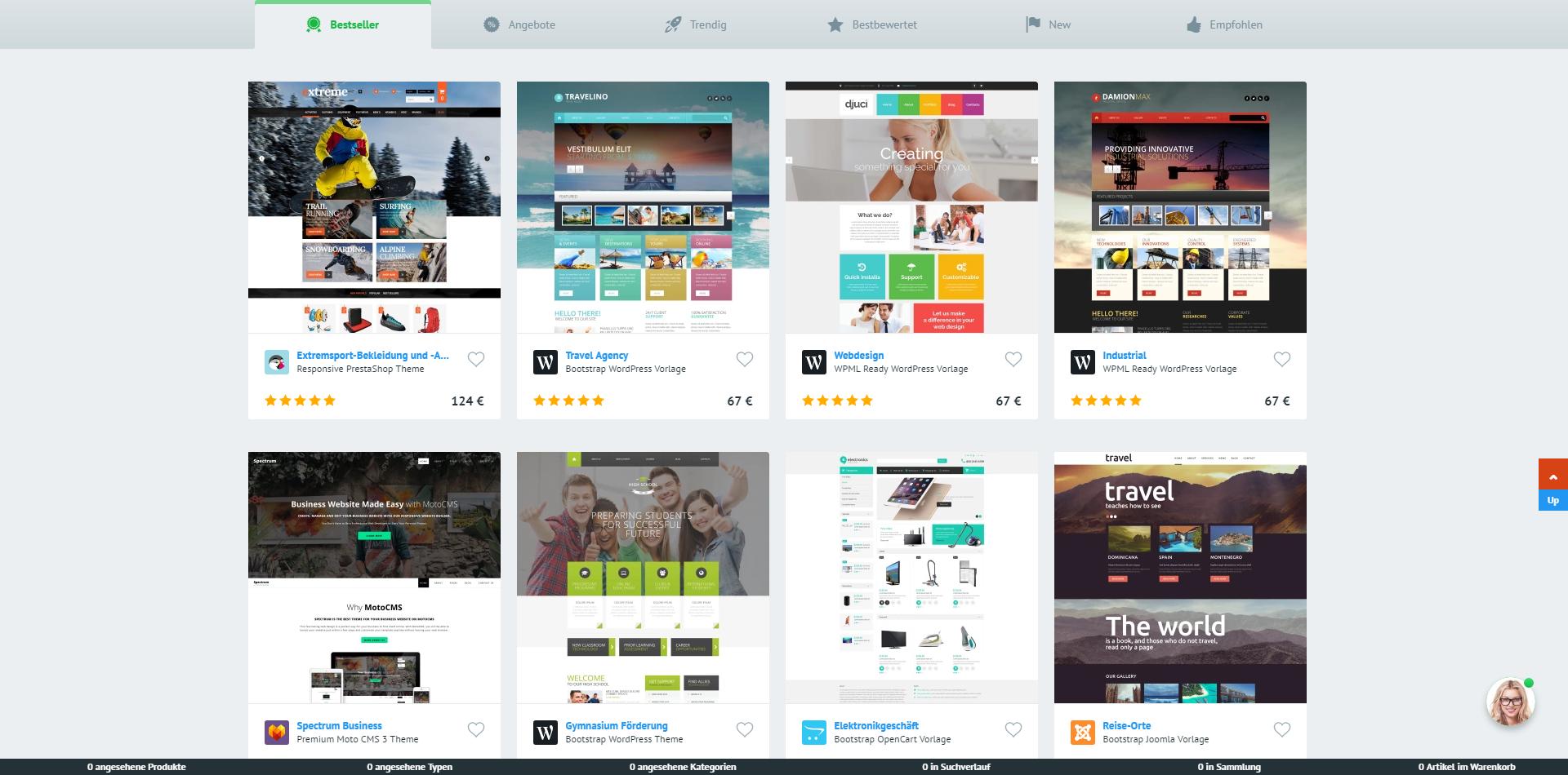 Gewinne ein WordPress Theme von Templatemonster! Hinterlasse ...