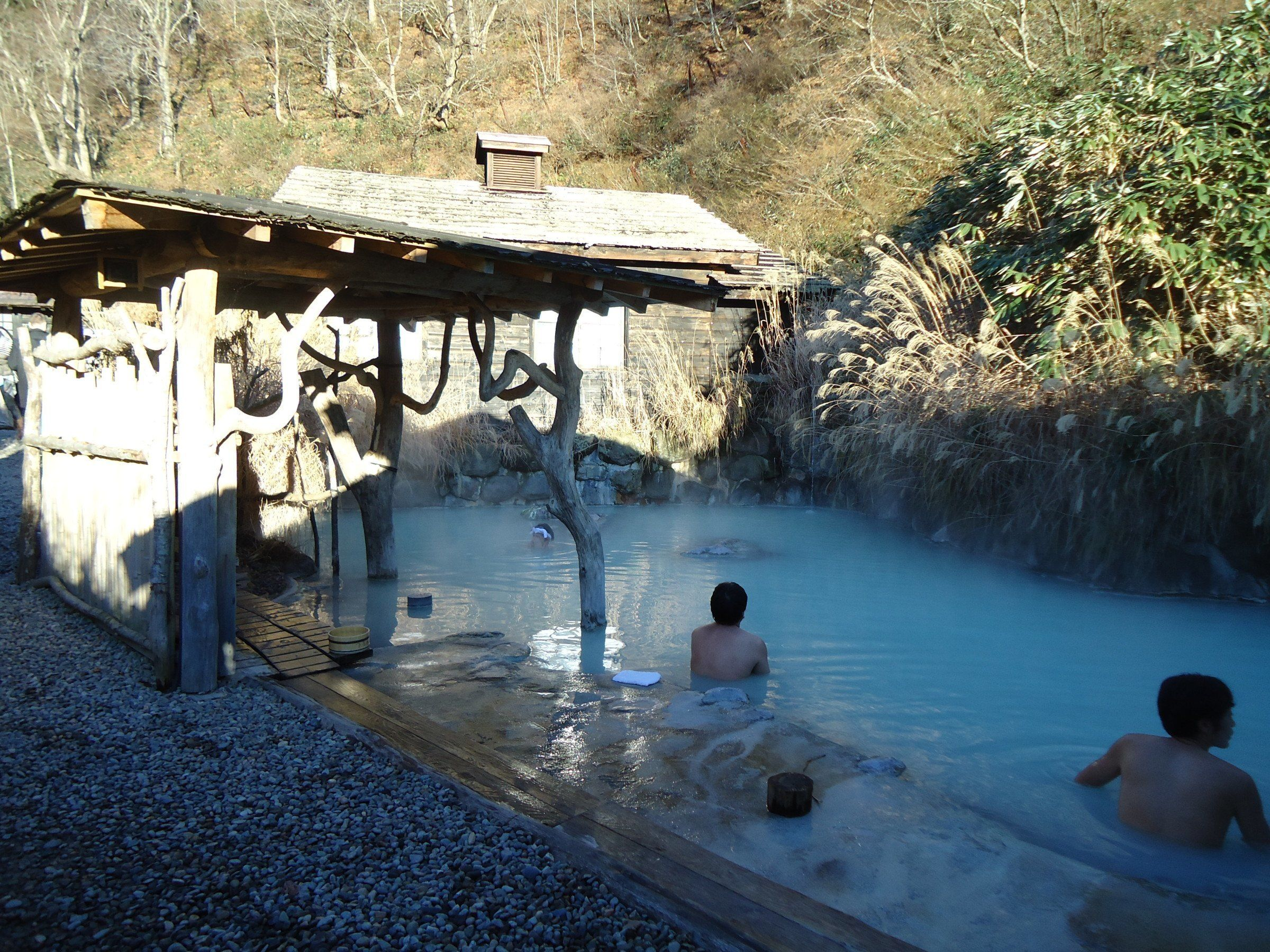 Japanese etiquette 101: How to onsen | Pinterest