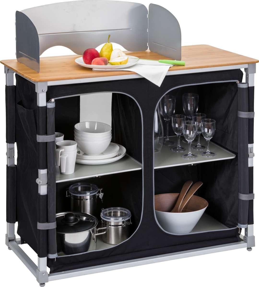 Berger Kuchenbox Deluxe 04036231059667 Kuche Campingschrank Box