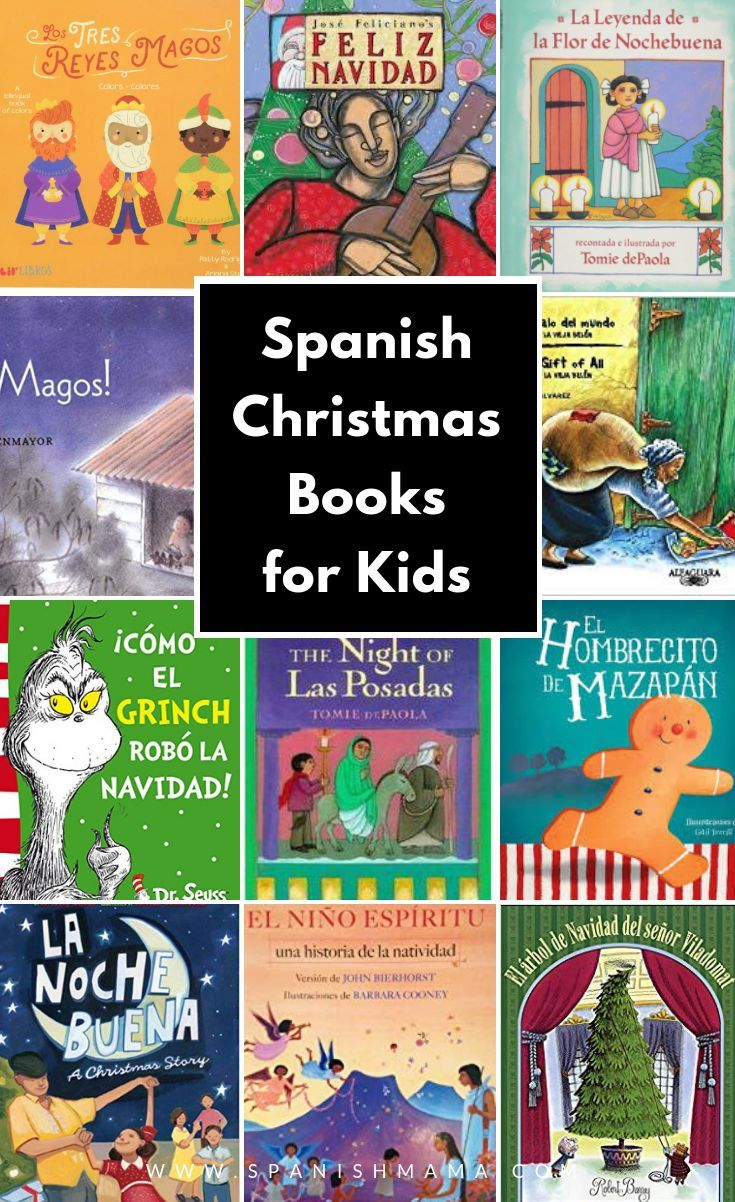 The essential list of Spanish Christmas books, or Latino ...