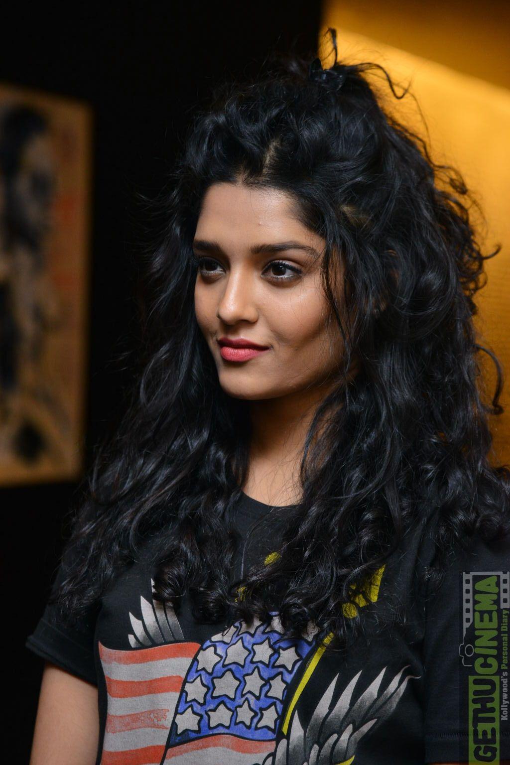 Actress Ritika Singh latest photo shoot Most beautiful
