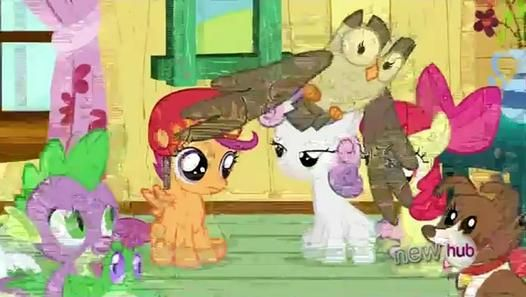 my little pony friendship is magic episode 11