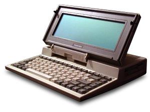 Toshiba fue la primera compañía en desarrollar y sacar al mercado la primera computadora laptop del mundo. #Toshiba #historia