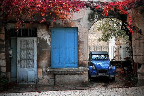 Autumn Joie De Vivre Provence Beautiful Places Provence France