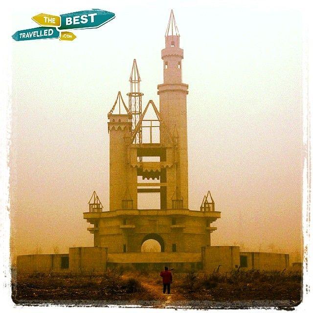 Abandoned Wonderland Amusement Park #Beijing #China