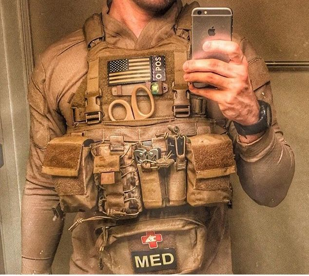 Lifesaver Loadout On The Fly Tactical Vest Airsoft Gear
