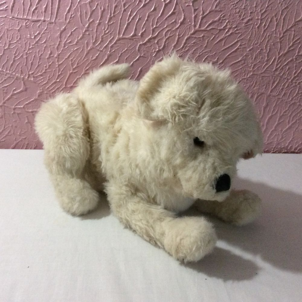 FurReal Friends Puppy Dog Large White Battery Operated