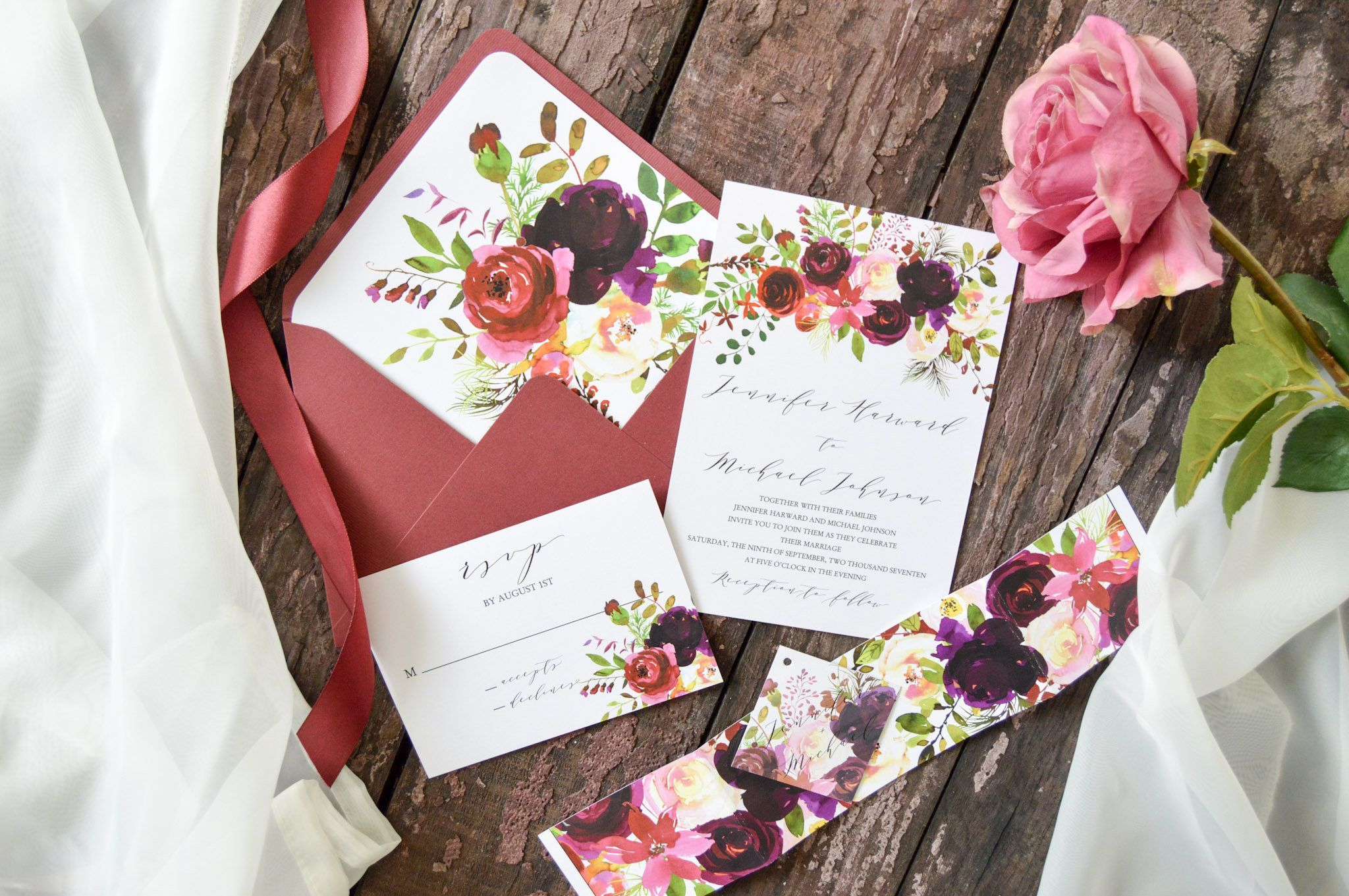 9 Best Places for Cheap Wedding Invitations | #affordable #budget ...