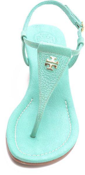 e3408f8f49b66c Women s Green Britton Wedge Thong Sandals