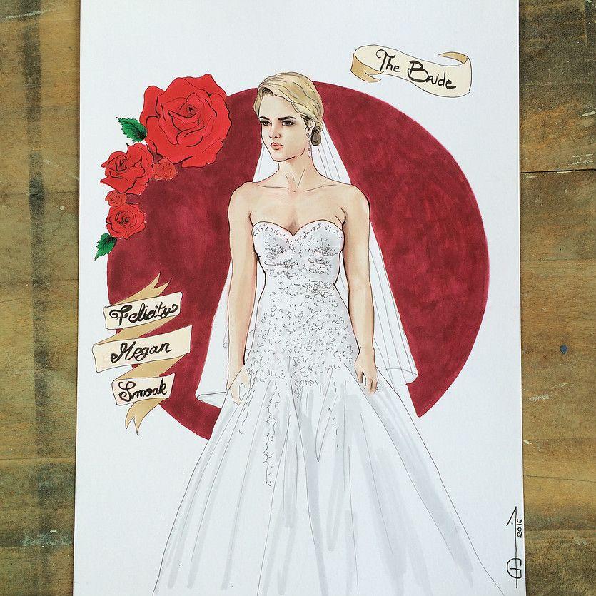 نتیجه تصویری برای felicity smoak fan art Pinterest