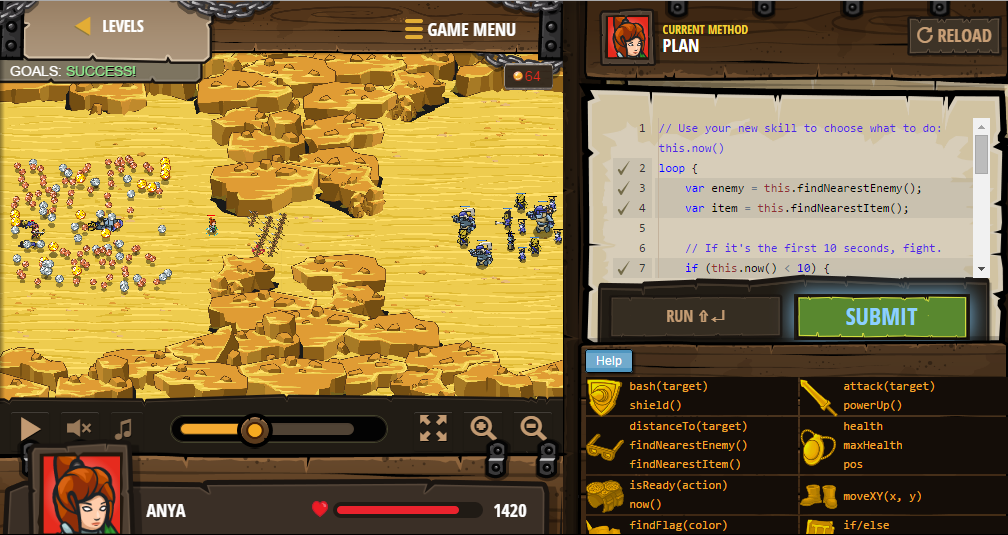 Codecombat Coding Games Learn Programming Game Programming