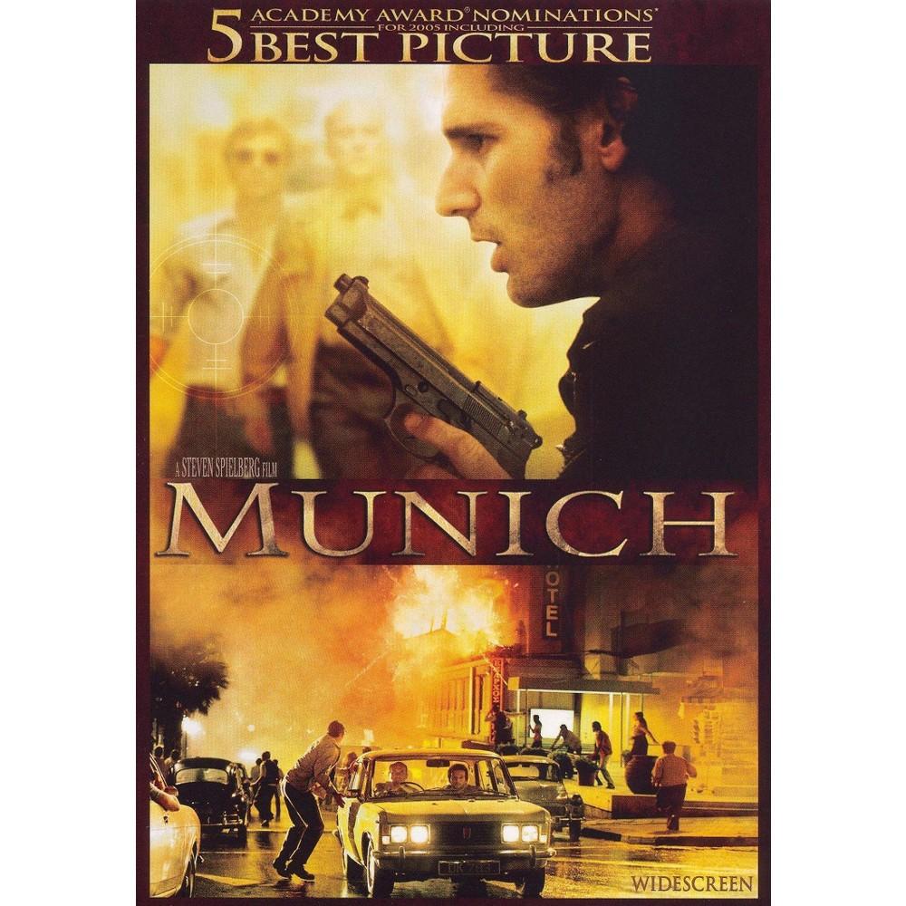 Munich Ws Dvd Steven Spielberg Movies Munich Spielberg