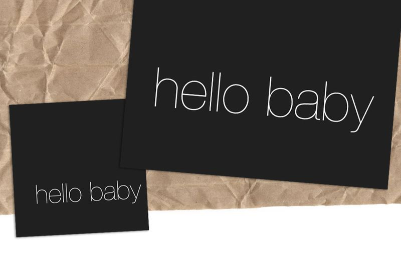 WANT.  hello baby book by Kal Barteski