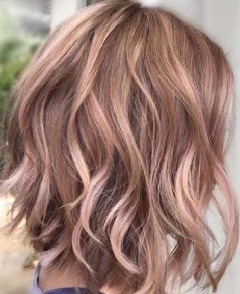 Blorange Die Neue Haarfarbe Sie In Diesem Frühjahr Tragen