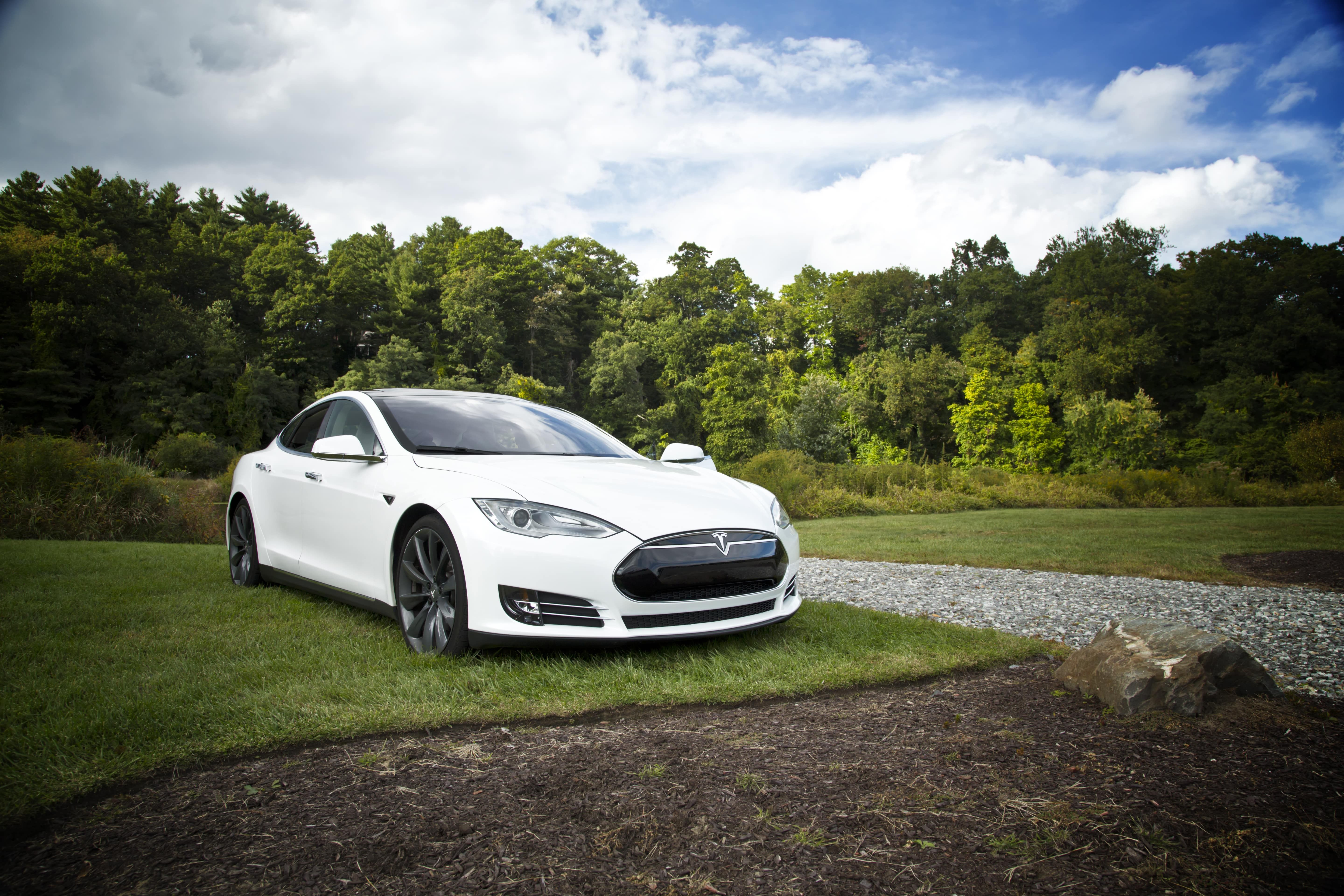 Tesla Will Have Its Domination Of The Electric Car Industry Tested