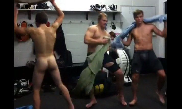 Naked Hockey Players 53