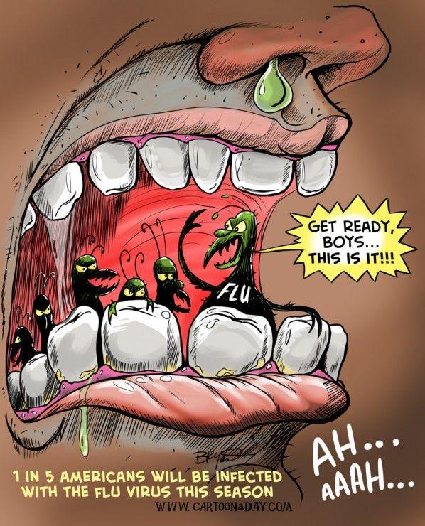 flu-bug.jpg |Flu Bug Cartoons