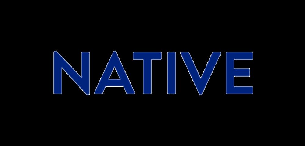 Image result for native deodorant logo