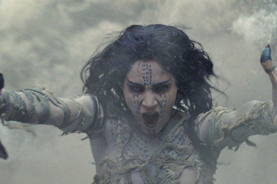 "Universal Pictures delivered the behind the scenes of ""The Mummy"" directed by Alex Kurtzman, starring Tom Cruise."