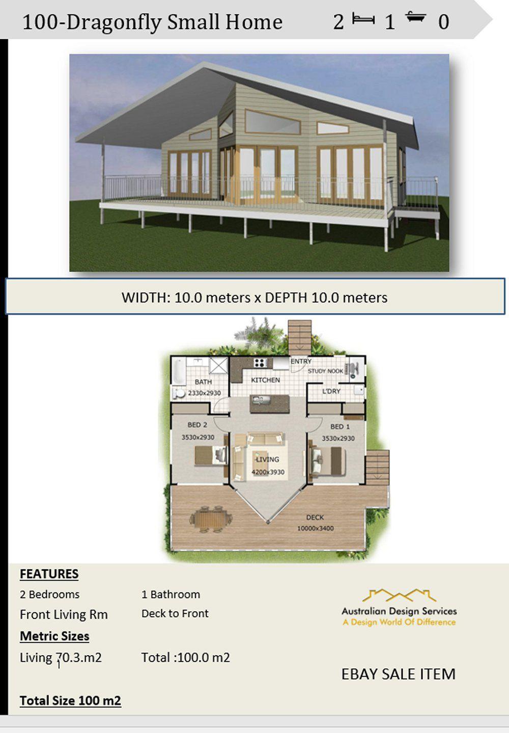 100 dragon 2 bed study house plan100 m2 preliminary house plan set buy