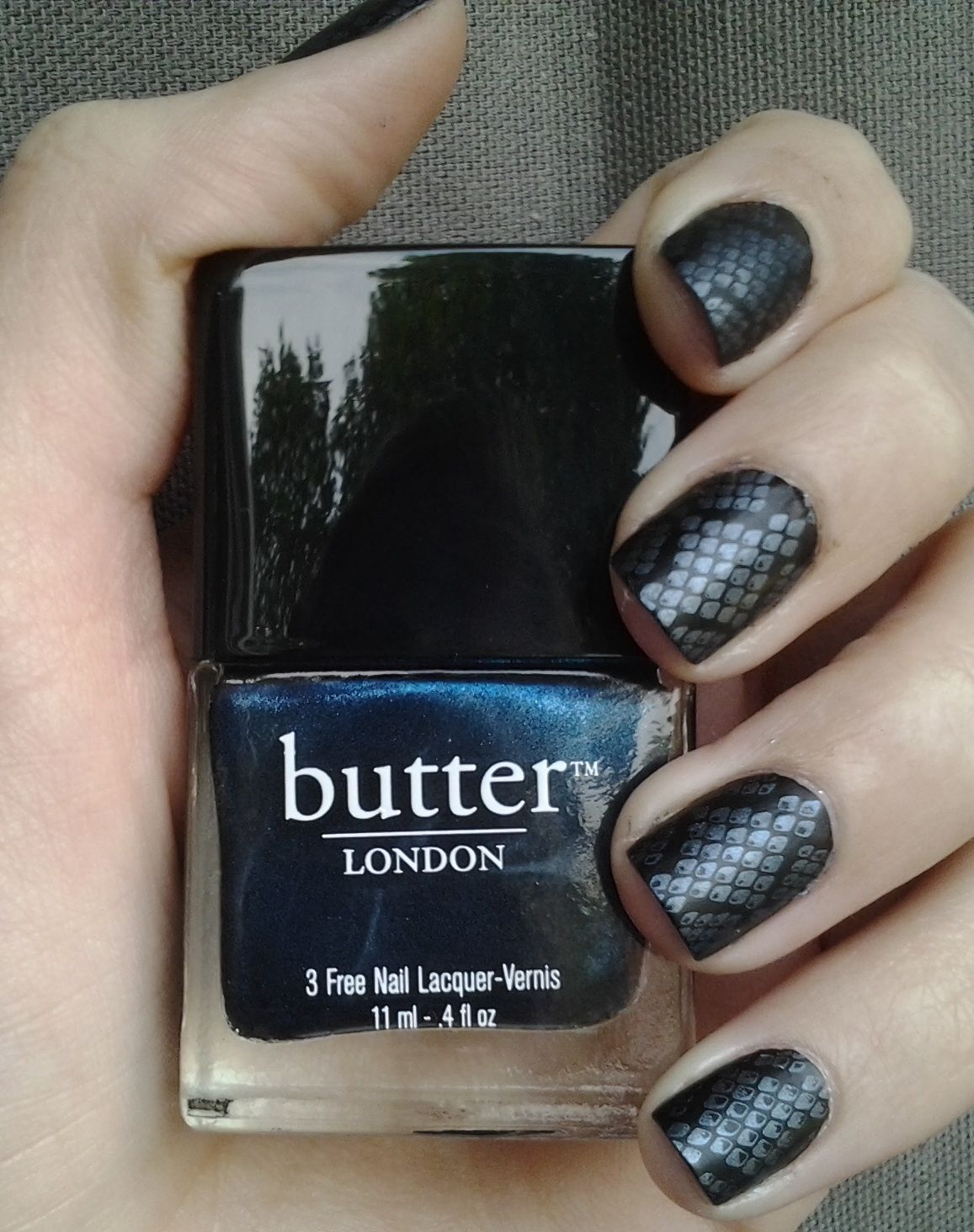Camelott - A England & Big smoke - Butter London