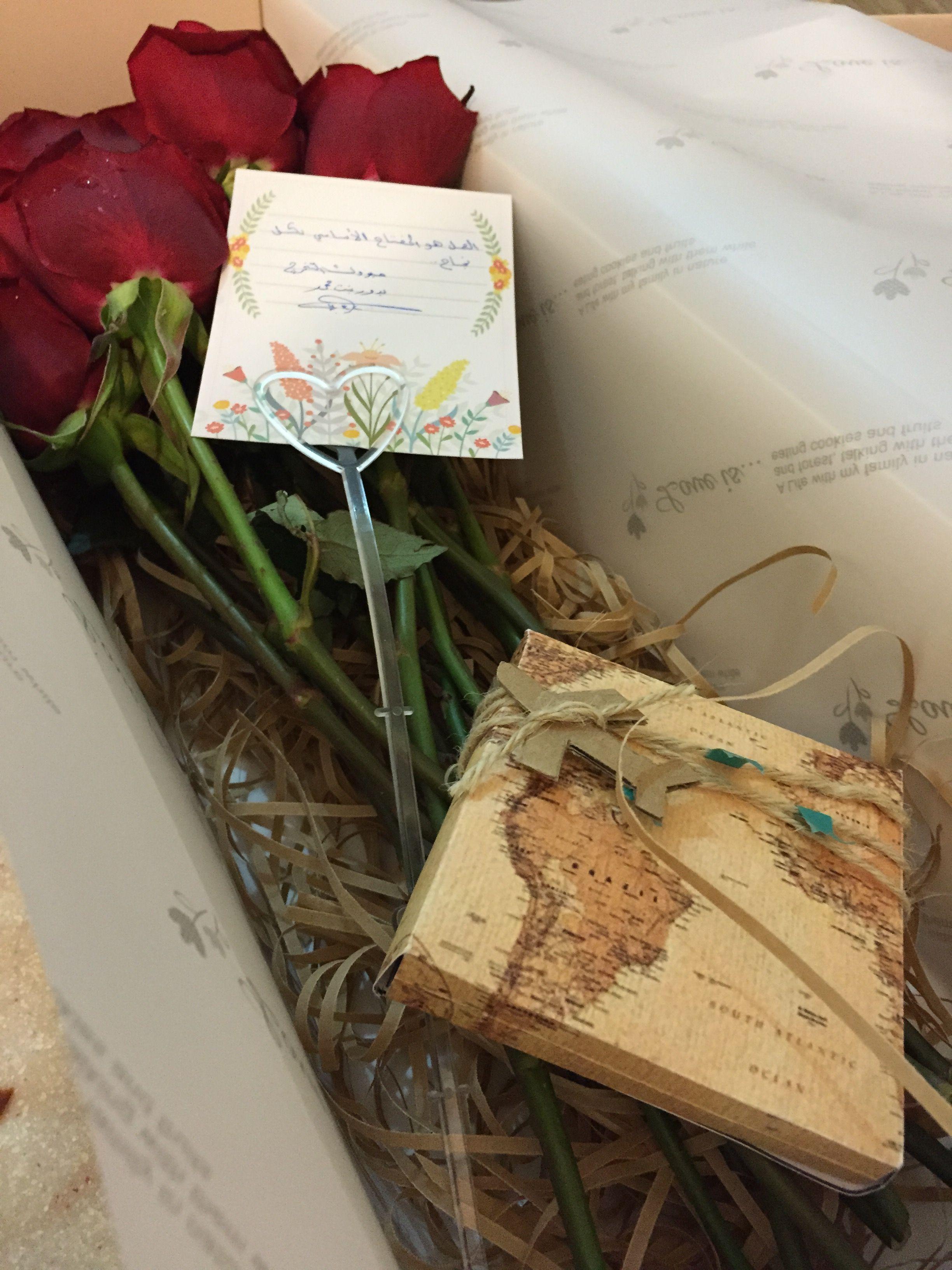 تغليف هديه هدايا زواج افكار ورد باقه جميله Table Decorations Gifts Gift Box