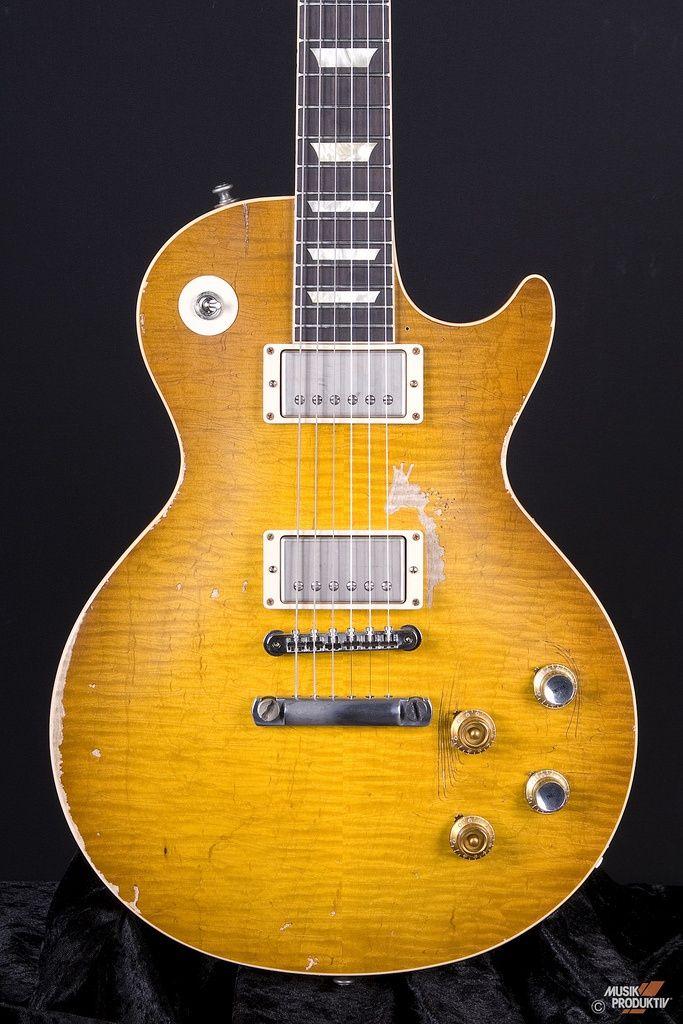 Peter Greens Gibson Les Paul