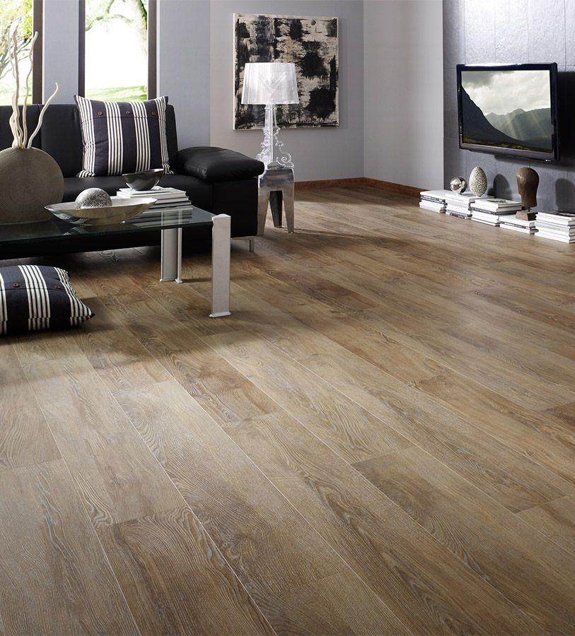 Vinylboden herzeiche markant von kwg warm brauner boden - Boden wohnzimmer ...
