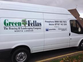 Greenfellas Fencing Services London Garden Services North