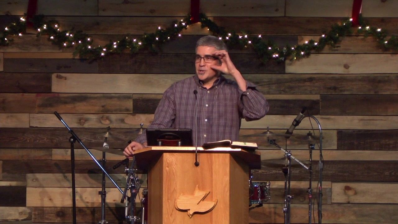 "Romans 5:12-19 - Two ""Gifts"", Calvary Chapel Greer"