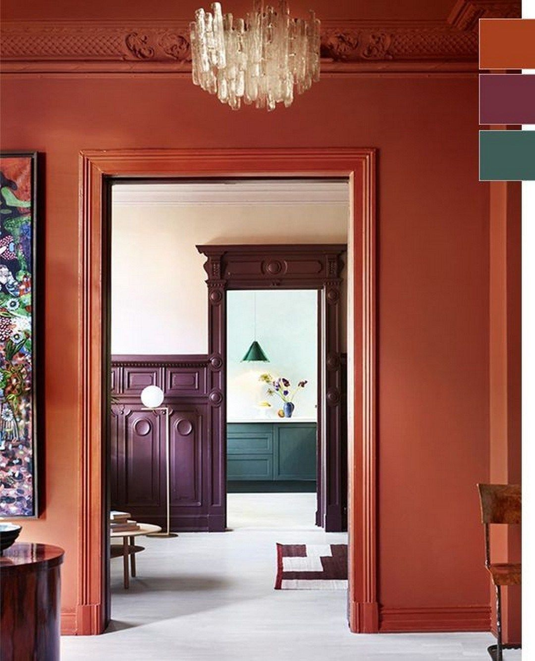 Our top color palette trends for spring also pinterest rh