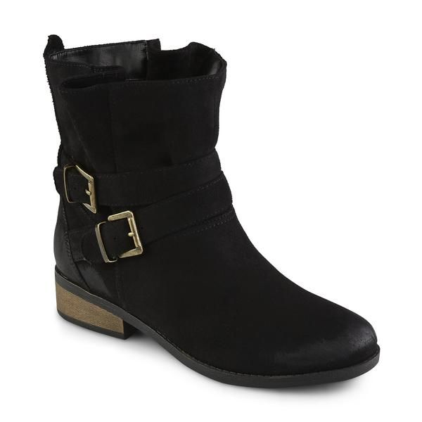 Boots, Black ankle boots, Winter boots