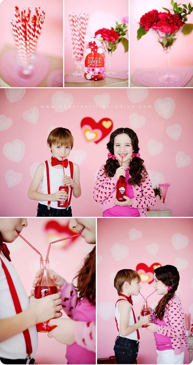 Außergewöhnlich Valentines Day Photo Shoot