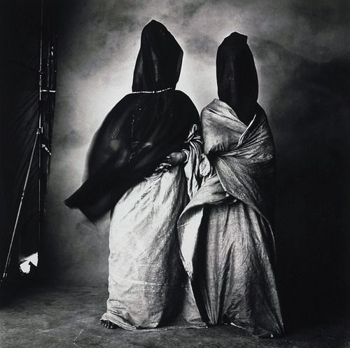 Irving Penn - Veiled Mystery of Morocco (1971)