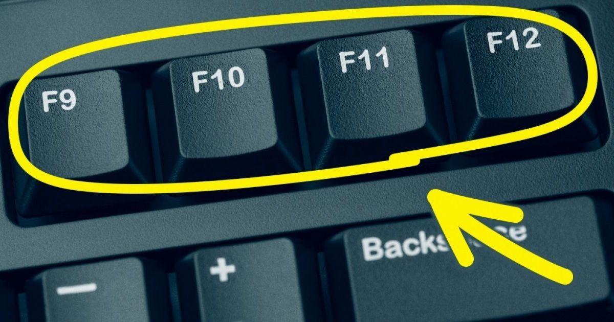 F1 à F12 Les utilités des touches de fonction que chacun devrait - Logiciel De Dessin De Maison Gratuit