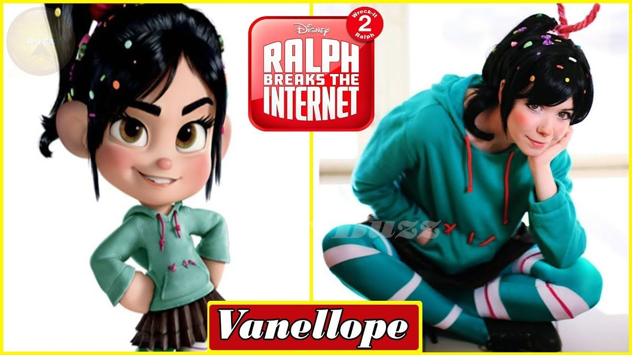 Wreck It Ralph 2 2018 Ralph Breaks The Internet In Real Life 2019 W Wreck It Ralph Movie Wreck It Ralph Real Life