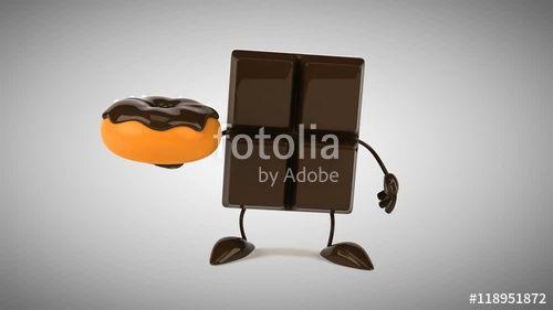 Téléchargez Le Clip Vidéo Libre De Droits Chocolate