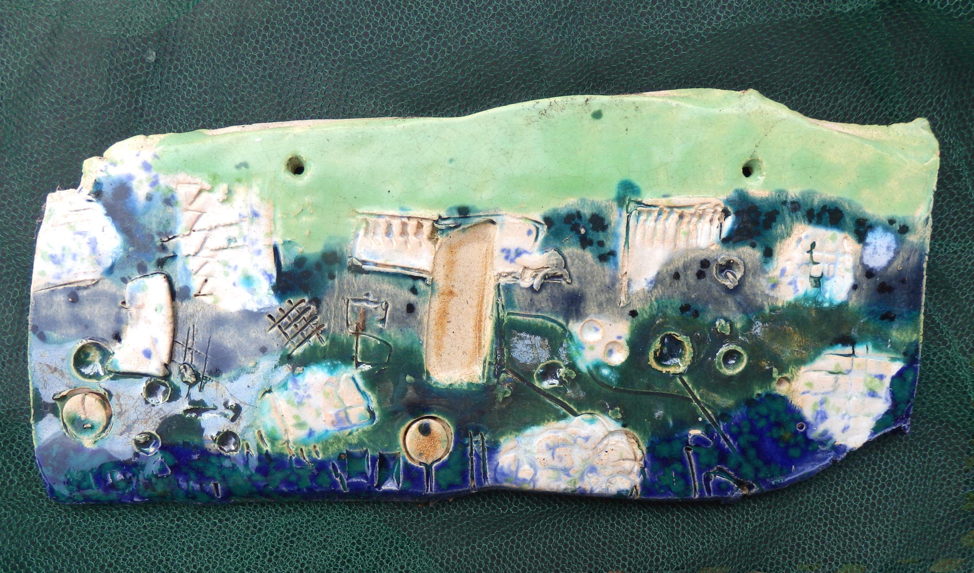 sampler with lovely glazes