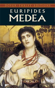 medea from greek mythology