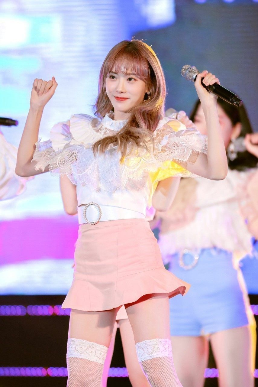 Will Be There on (With images)   Korean fashion, Kpop girls, Stage outfits