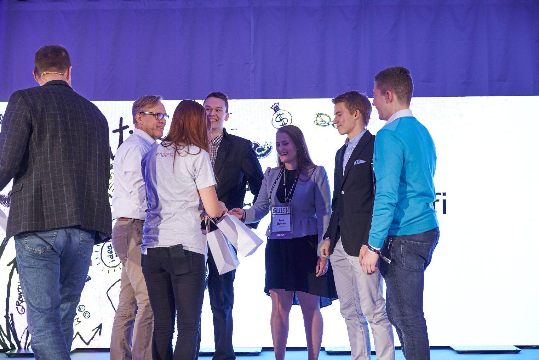 Kiihdytyskaista tulevaisuuteen: ADIC16 -kilpailusta kontakteja, ammattitaitoa ja inspiraatiota